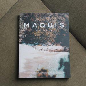 Magazine Corse Maquis parle du Golfe de Lava - Volume 2